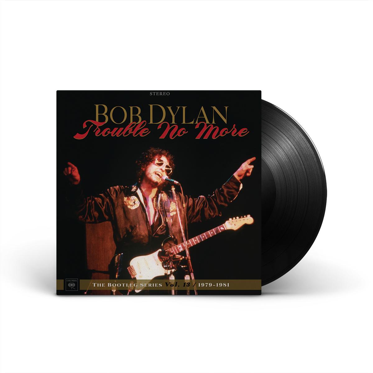 Bob Dylan Trouble No More: The Bootleg Series Vol. 13 / 1979-1981 (4 LP Standard Box)