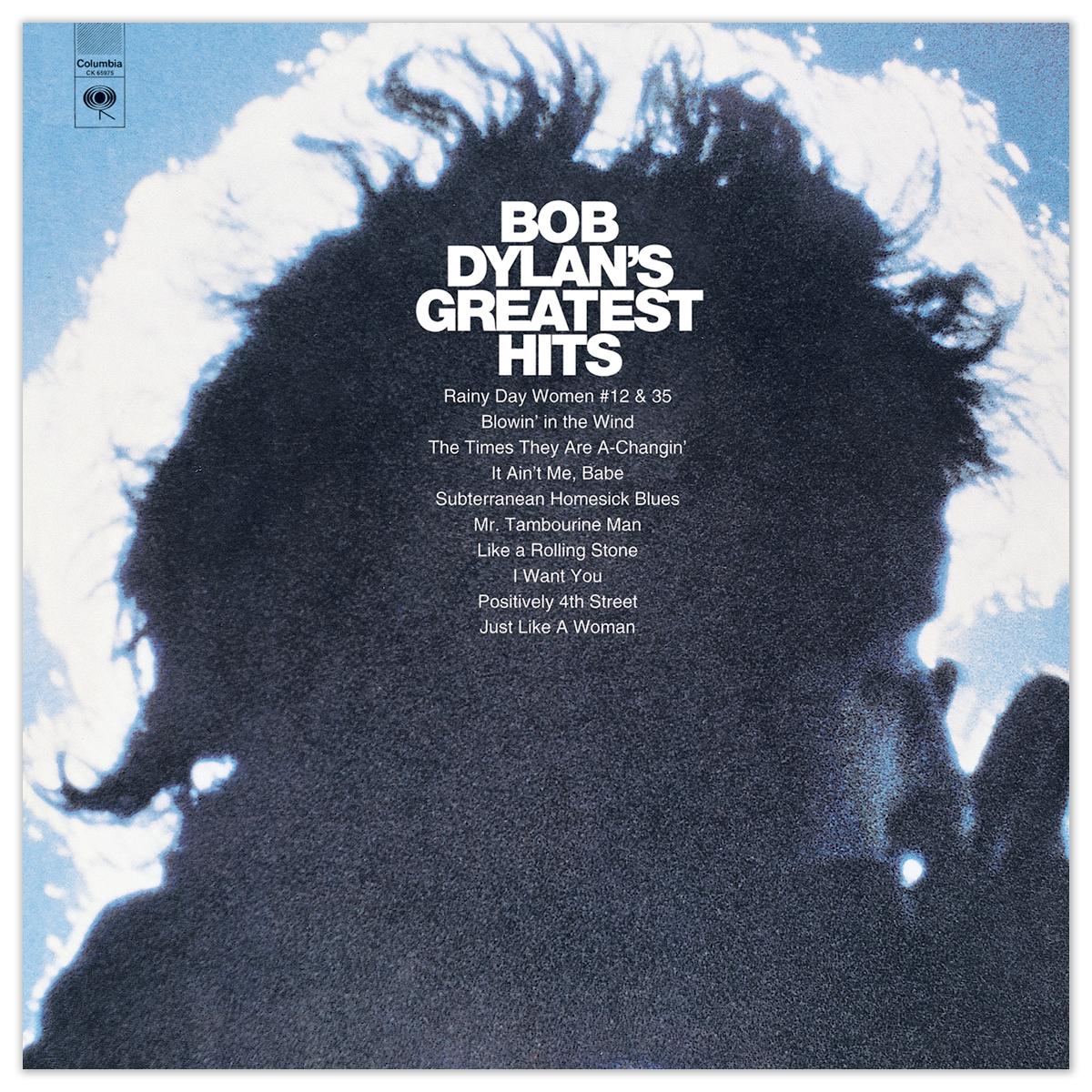 Bob Dylan - Greatest Hits LP