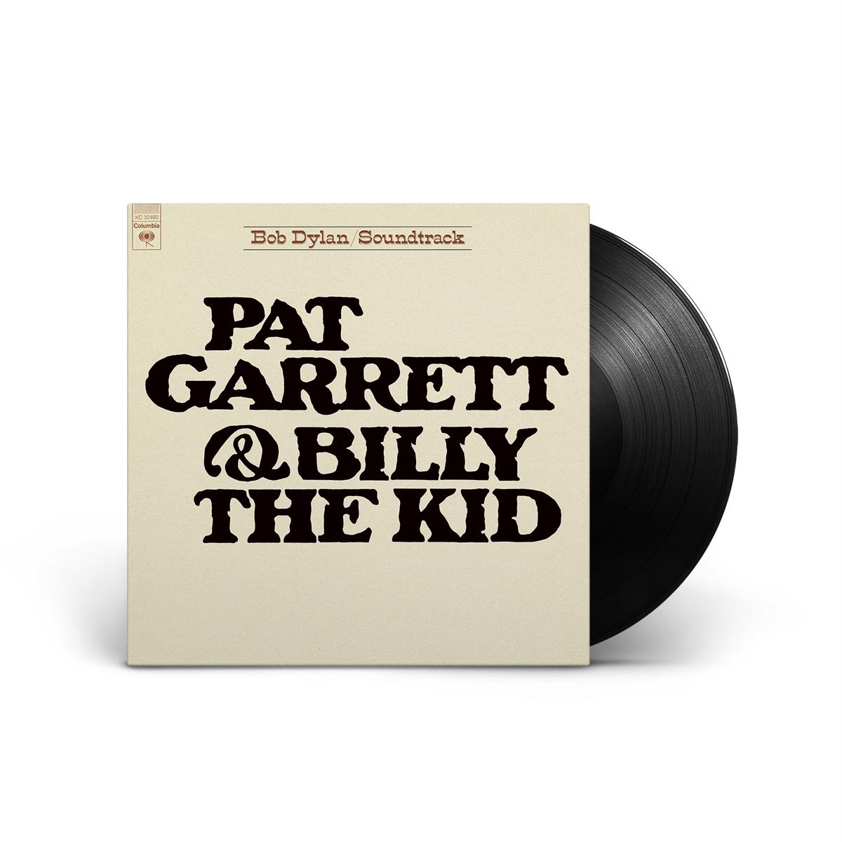 PAT GARRETT & BILLY THE KID LP
