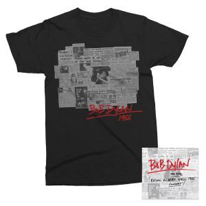 Bob Dylan: The Real Royal Albert Hall 1966 + Exclusive T-shirt