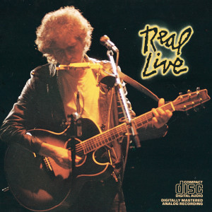 Bob Dylan Real Live CD