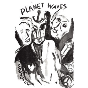 Bob Dylan Planet Waves CD