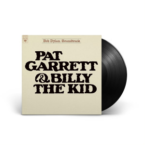 PAT GARRETT & BILLY THE KID LP