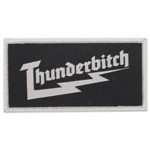 Thunderbitch Logo Patch