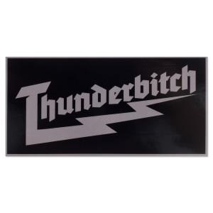 Thunderbitch 2X6 Sticker