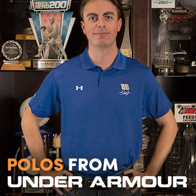 Polos from Under Armour