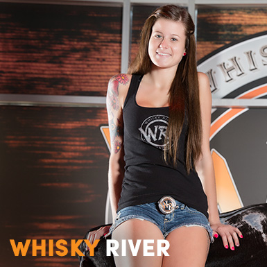 Official Whisky River Merchandise