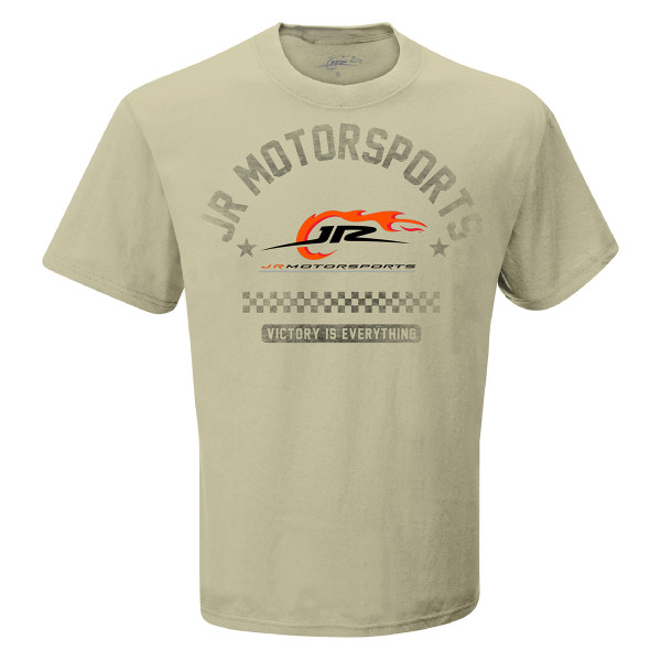 4f5b4d71 Jr Motorsports Victory Sand T-shirt | Shop the Shop JR Nation Official ...