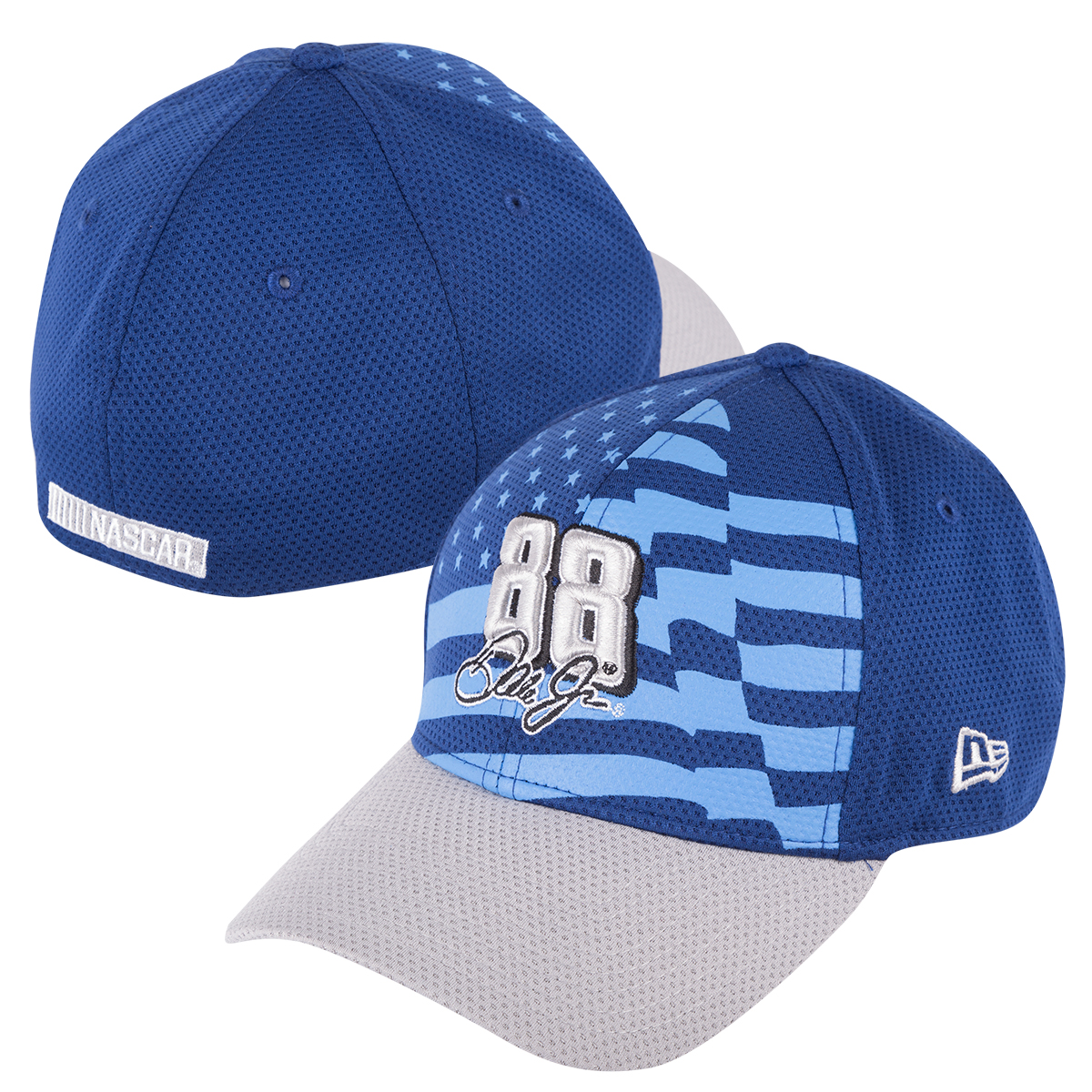 Dale Jr. #88 Stars & Stripes Hat
