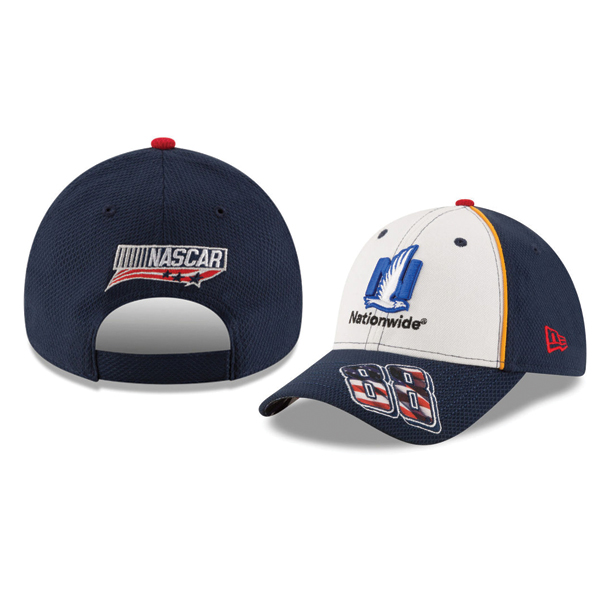 Dale Jr #88 Nationwide American Salute 39THIRTY Flexfit Hat