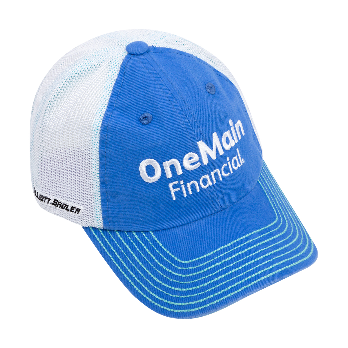 Elliott Sadler 2018 Xfinity One Main Vintage Trucker Hat