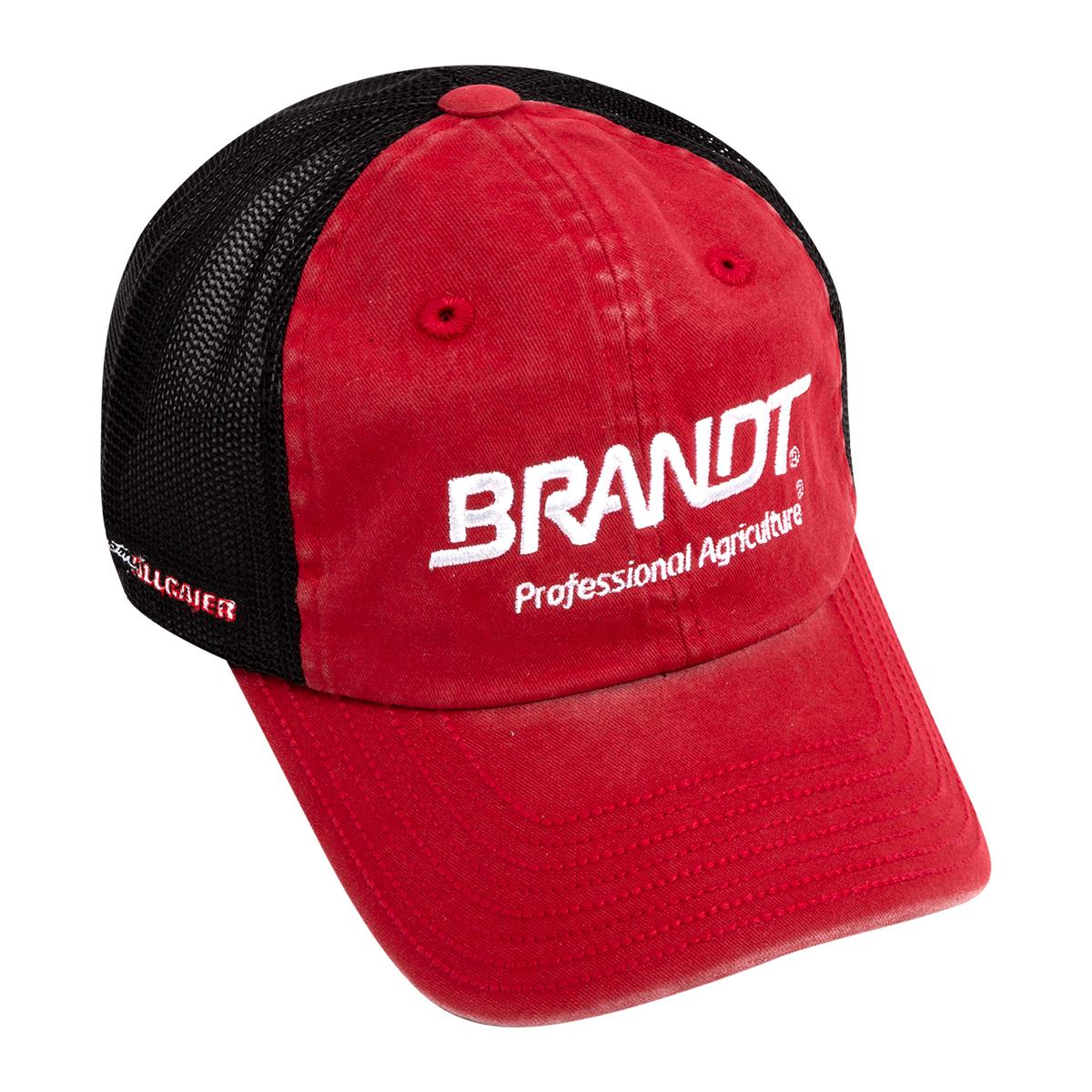 Justin Allgaier 2018 Xfinity Brandt Vintage Trucker Hat