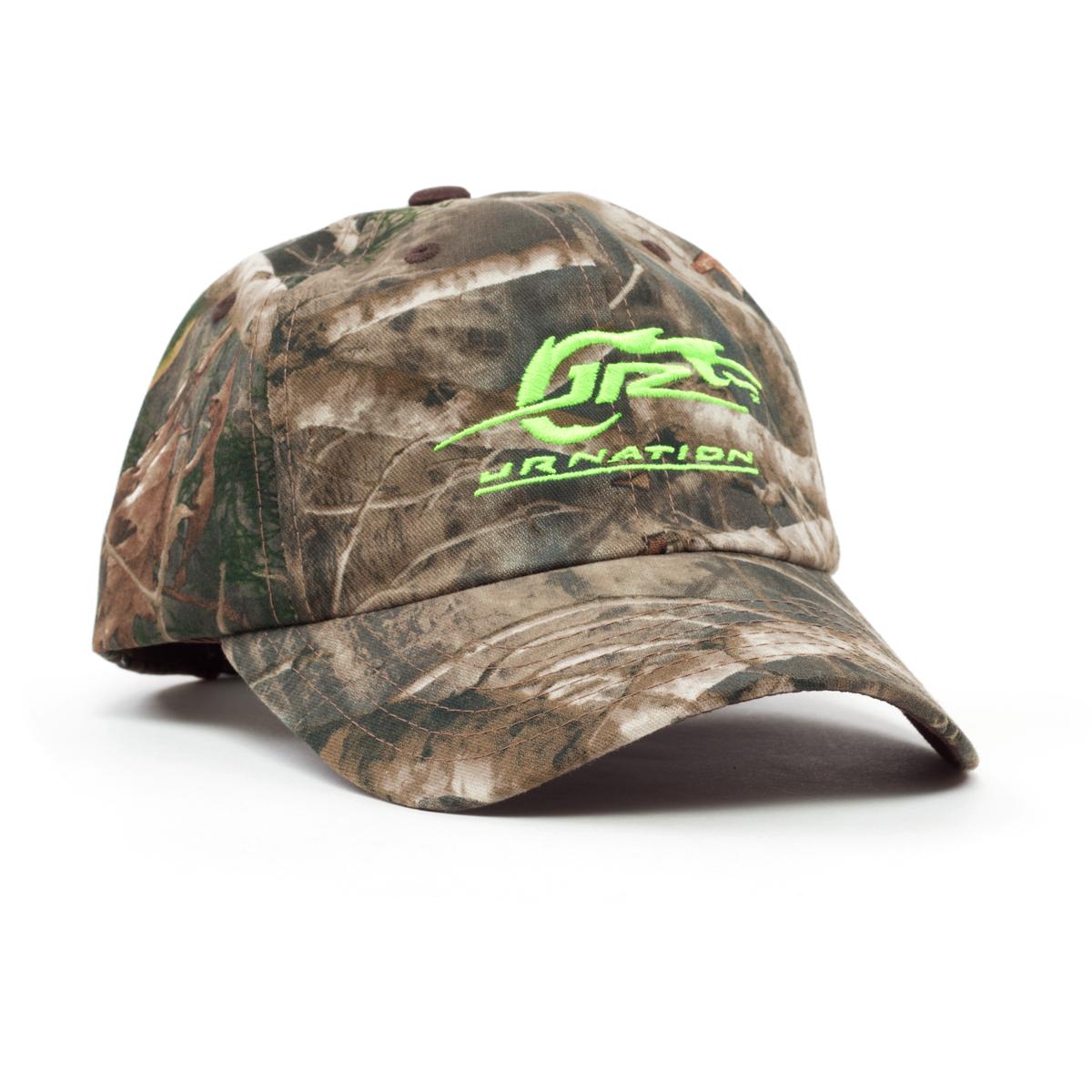 JR Nation 2018 Camo Hat