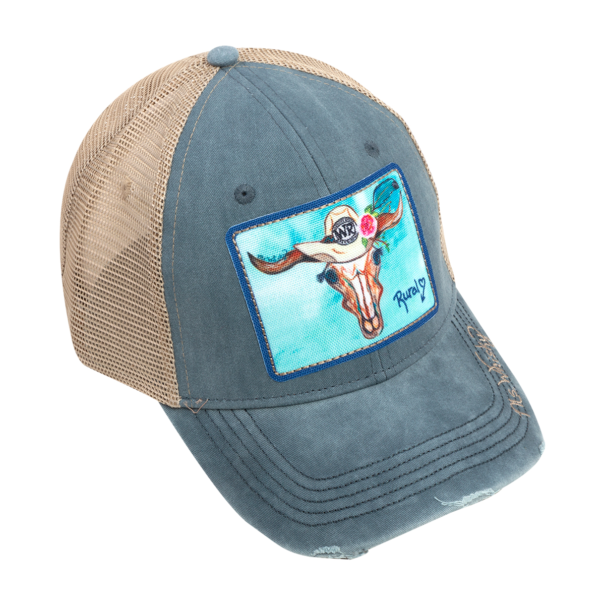 Ms Whisky Ladies Adjustable Hat