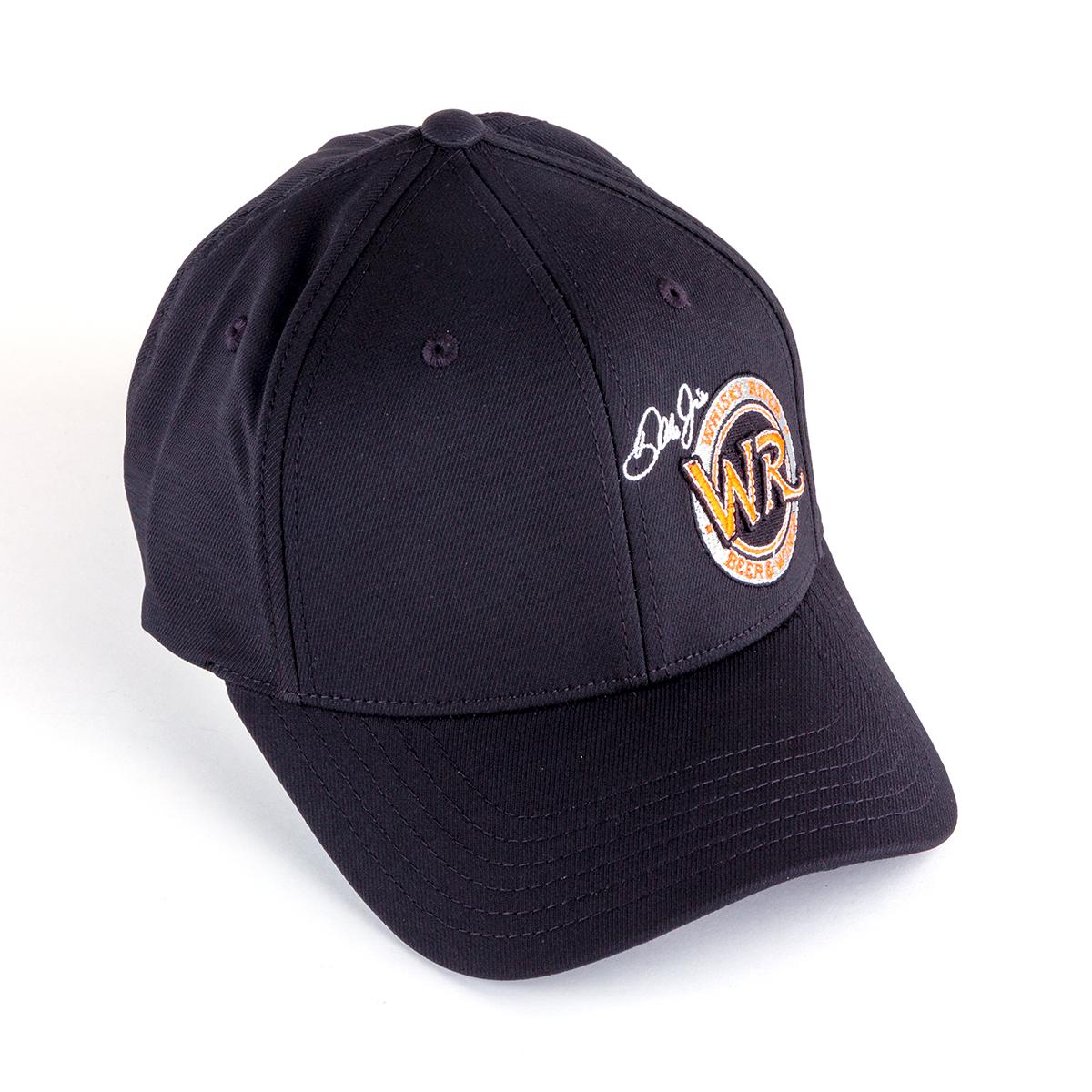 Whisky River Black Performance Hat