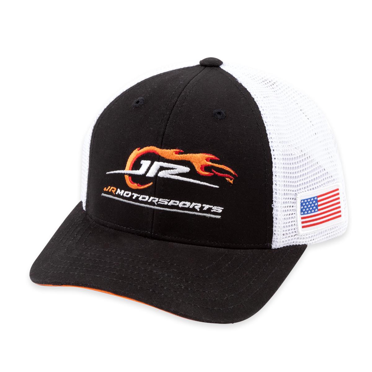 JR Motorsports Logo Trucker Hat