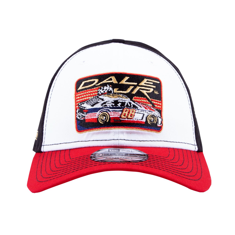 Dale Jr NHOF 2021 Inductee Patch Hat