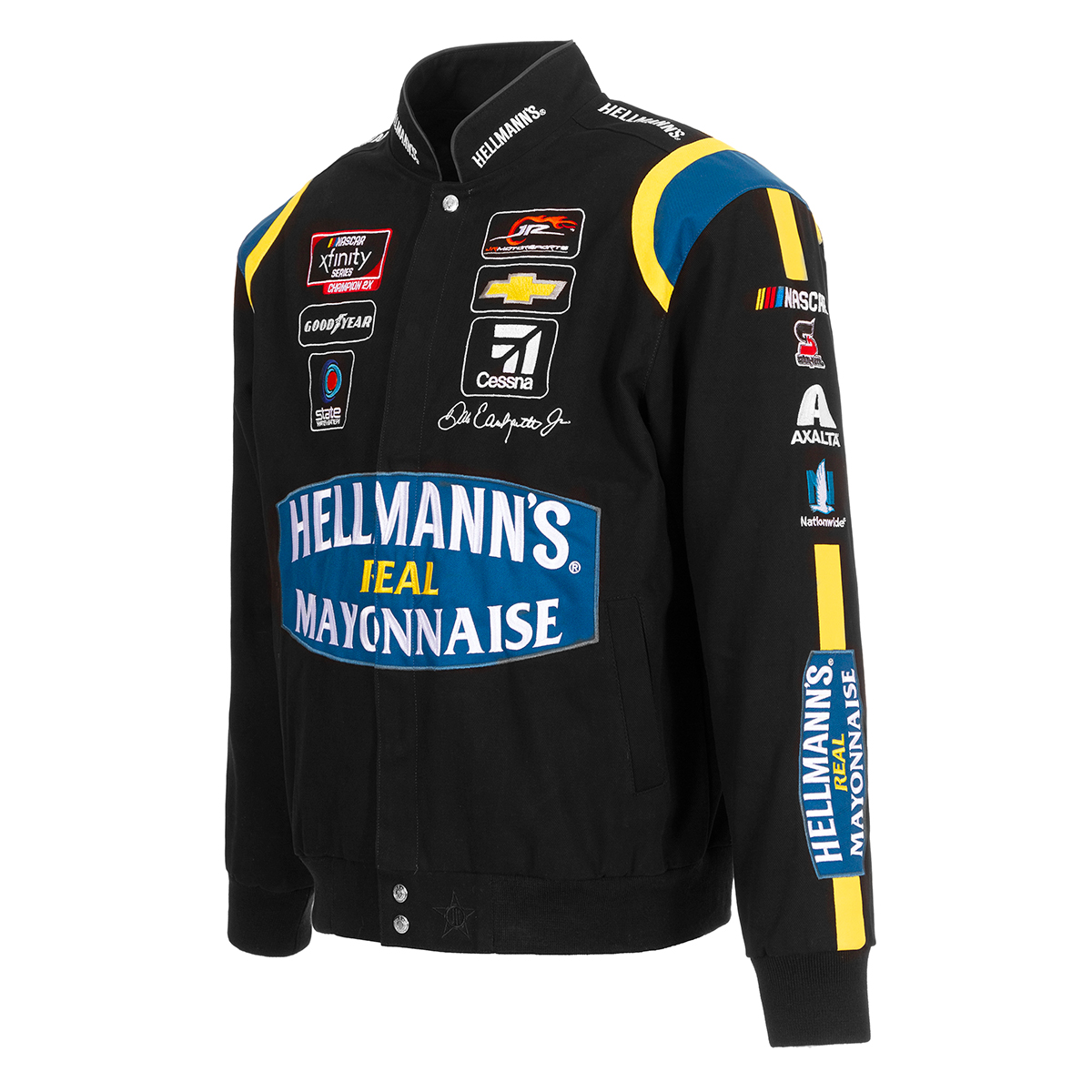 Dale Earnhardt Jr. #88 2019 Xfinity Hellmans Pit Jacket