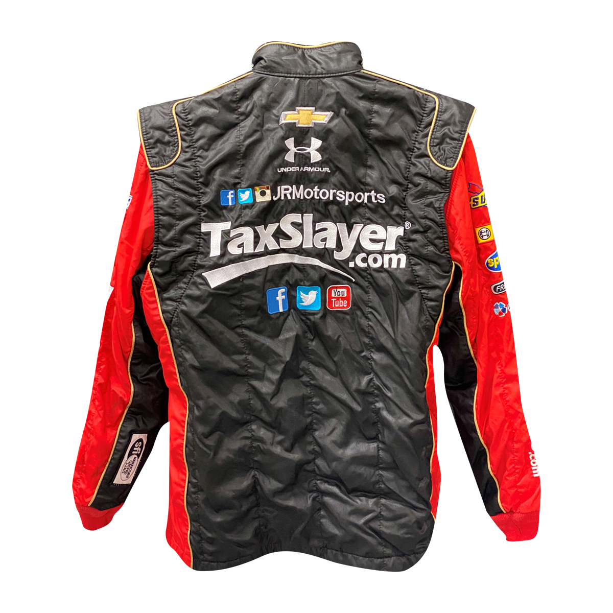 JRM Crew Jacket 2017 RACE USED - Taxslayer.com