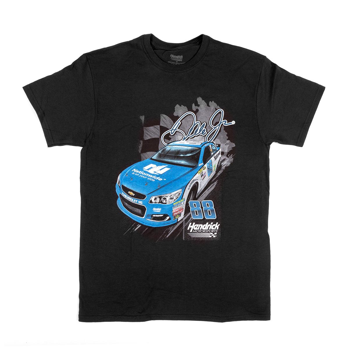 Dale Jr. #88 Smokin' T-Shirt