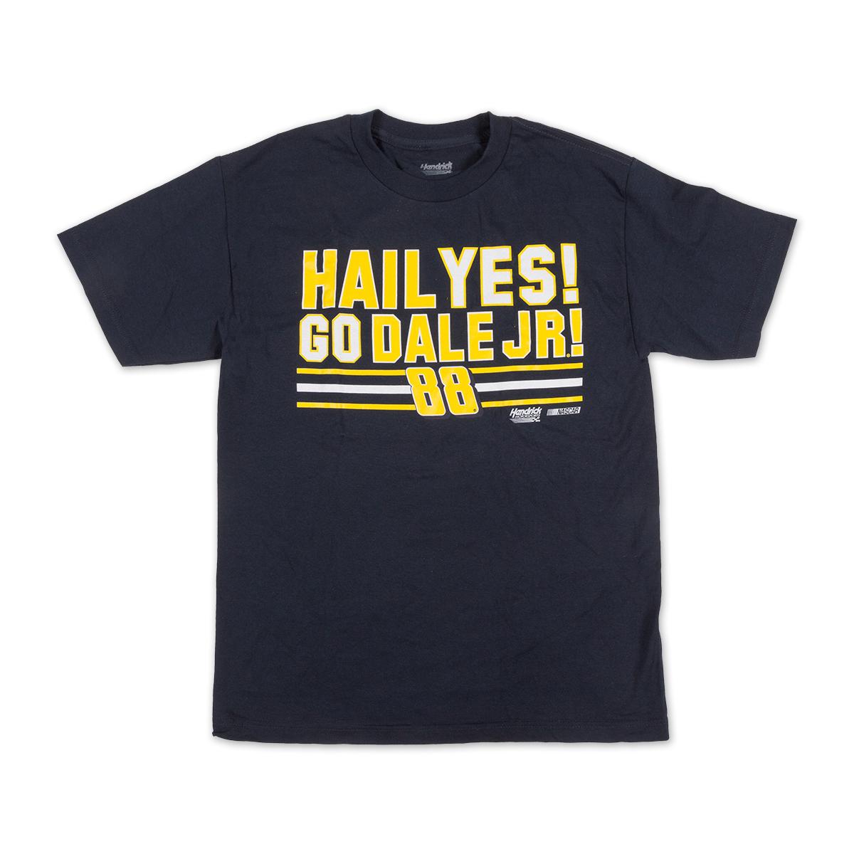 Dale Jr. #88 Axalta Hail Yes T-shirt