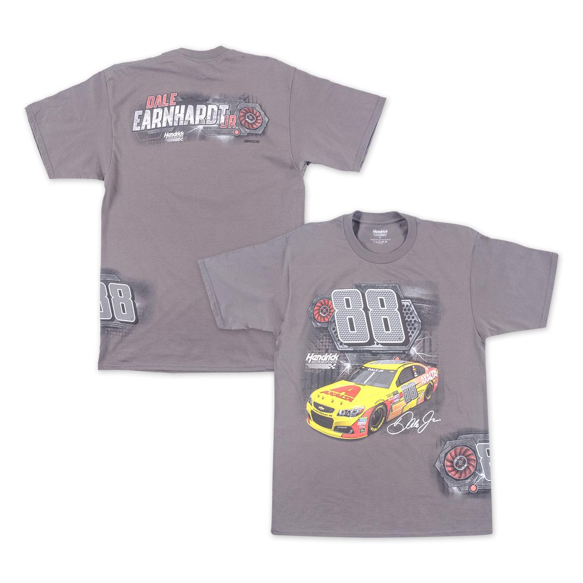 Dale Earnhardt Jr Axalta Burnout T-shirt