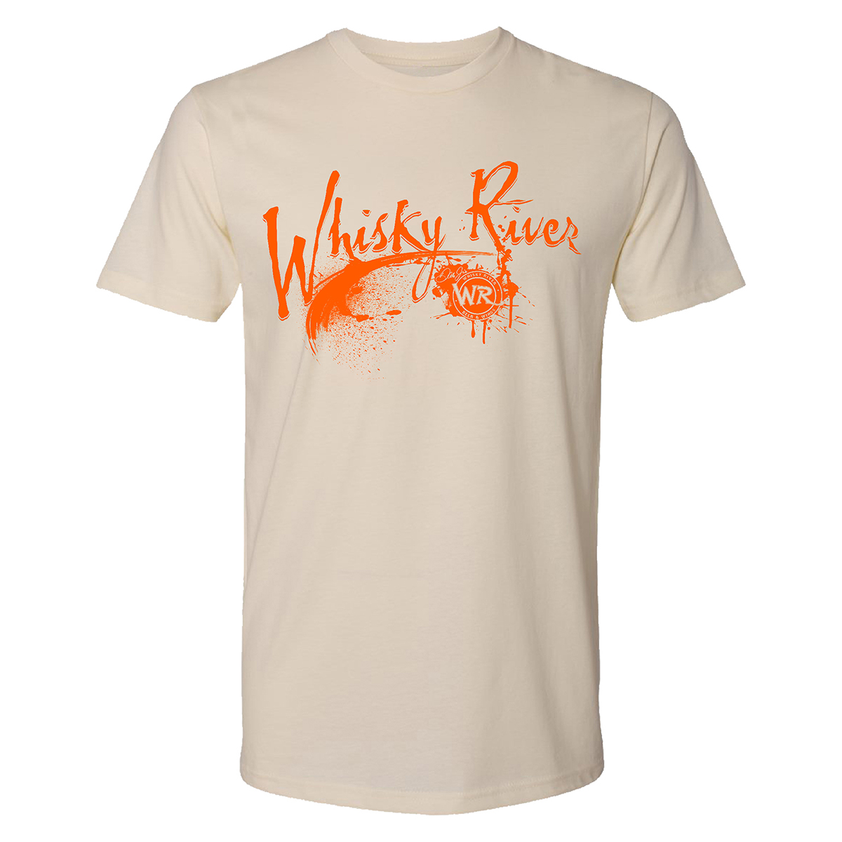Whisky River Paintball T-shirt