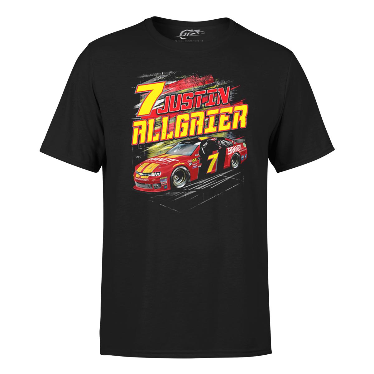 Justin Allgaier 2018 Xfinity #7 Torque T-shirt