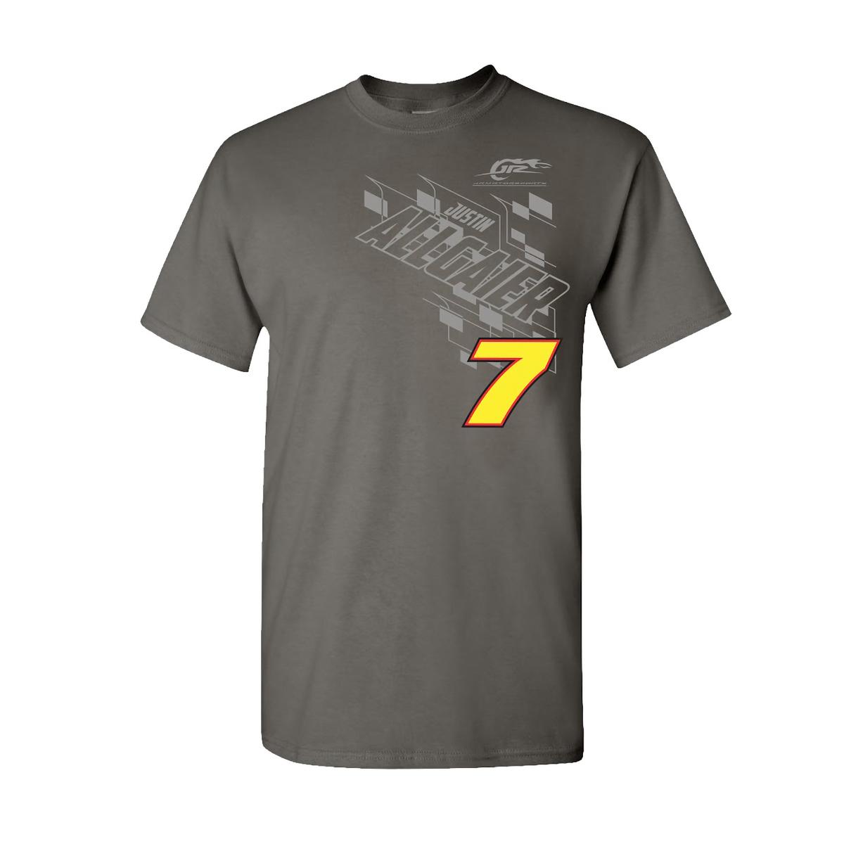 Justin Allgaier #7 2020 Brandt Chevrolet T-shirt