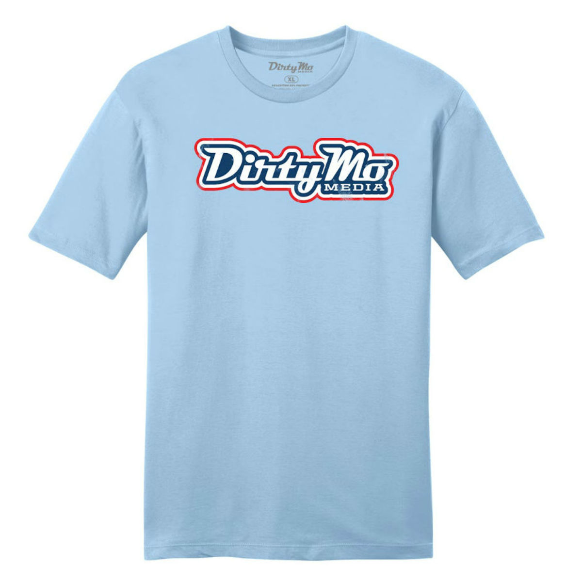 Dirty Mo Media 2020 Ice Blue T-shirt