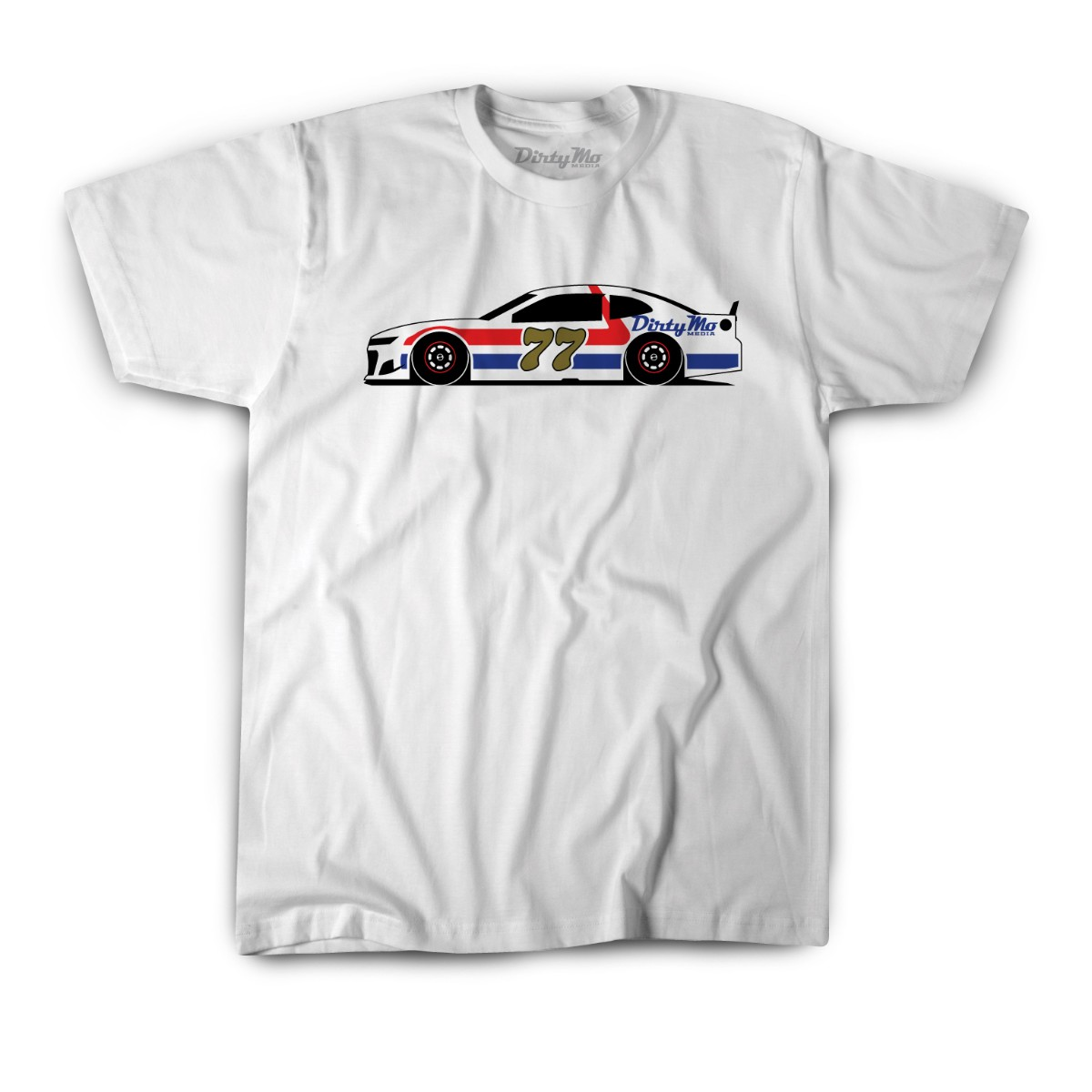Dirty Mo Media #77 Throwback Tee