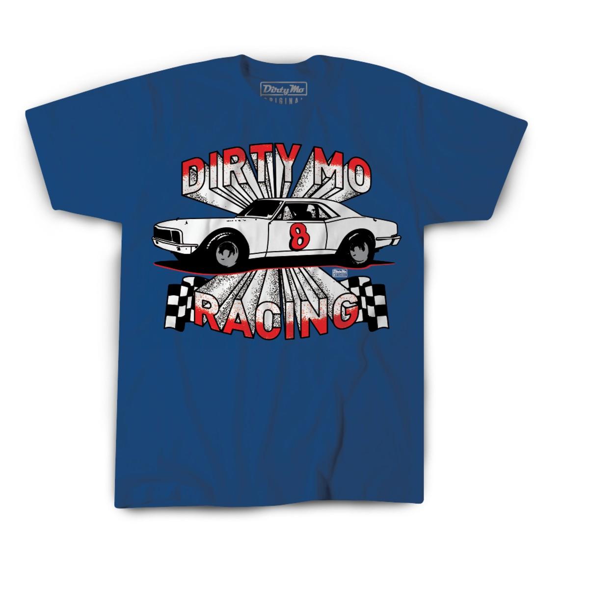Dirty Mo Media Racing T-shirt