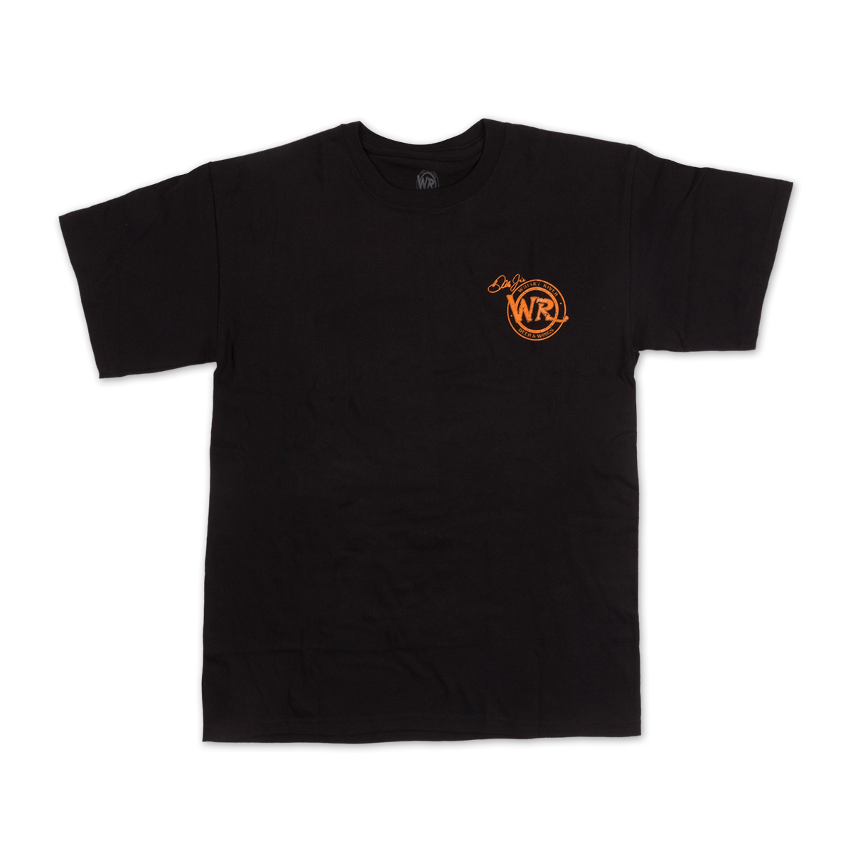 Whisky River Black Whisky Label T-shirt