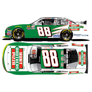Kevin Harvick 2016 #88 Hunt Brothers Pizza 1:64 Scale Nascar XFINITY Series Die-Cast