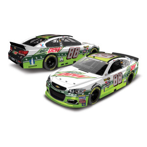 Dale Jr. 2016 #88 Mountain Dew All-Star 1:24 Scale Nascar Sprint Cup Series Die-Cast