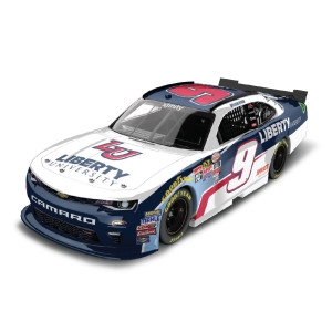 William Byron 2017 NASCAR XFINITY Series No. 9 Liberty University 1:64 Die-Cast