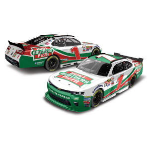 Elliott Sadler 2017 NASCAR XFINITY Series No. 1 Hunt Brothers Pizza 1:64 Die-Cast