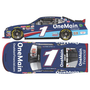 Elliott Sadler 2017 NASCAR XFINITY Series No. 1 OneMain Financial 1:64 Die-Cast