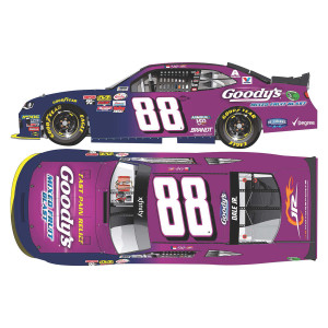 Dale Earnhardt Jr 2017 NASCAR XFINITY Series No. 88 Goody's Mixed Fruit Blast 1:64 Die-Cast