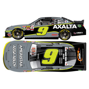 William Byron 2017 NASCAR XFINITY Series No. 9 Axalta/Ameristar 1:64 Die-Cast