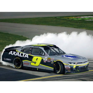 William Byron 2017 NASCAR Xfinity Series No. 9 Axalta Iowa WIN 1:64 Die-Cast
