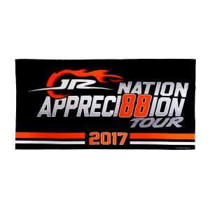 "JR Nation Appreci88ion Tour Beach Towel - 30"" x 60"""