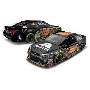 Dale Earnhardt, Jr. 2017 NASCAR Cup Series No. 88 Axalta Ducks Unlimited 1:64 Die-Cast