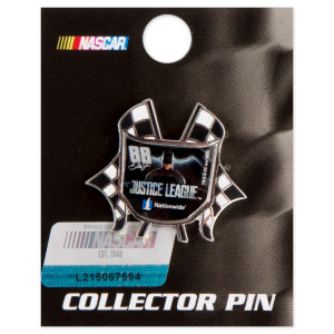 Dale Jr #88 2017 Justice League Collector Pin