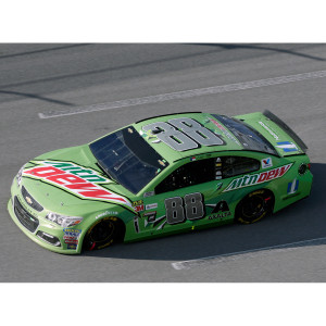 Dale Earnhardt, Jr. 2017 NASCAR Cup Series No. 88 Talladega Mtn Dew Raced 1:64 Die-Cast