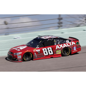 Dale Earnhardt, Jr. 2017 NASCAR Cup Series No. 88 Axalta Last Ride Homestead Raced 1:64 Die-Cast