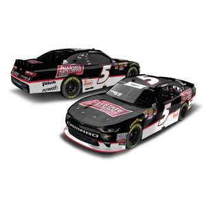 AUTOGRAPHED Michael Annett 2018 NASCAR Xfinity Series No. 5 AllState Parts & Service Group HO 1:24 Die-Cast