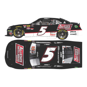 Michael Annett 2018 NASCAR Xfinity Series No. 5 AllState Parts & Service Group HO 1:24 Die-Cast