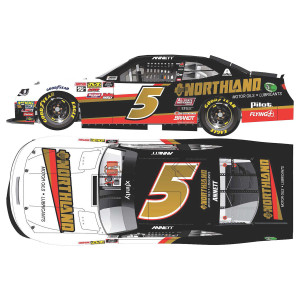 Michael Annett 2018 NASCAR Xfinity Series No. 5 Northland Oil HO 1:24 Die-Cast