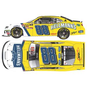 Chase Elliott 2018 NASCAR Xfinity Series No. 88 Hellmann's HO 1:24 Die-Cast